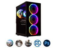 Компьютер Зеон Игровой с SSD [767]